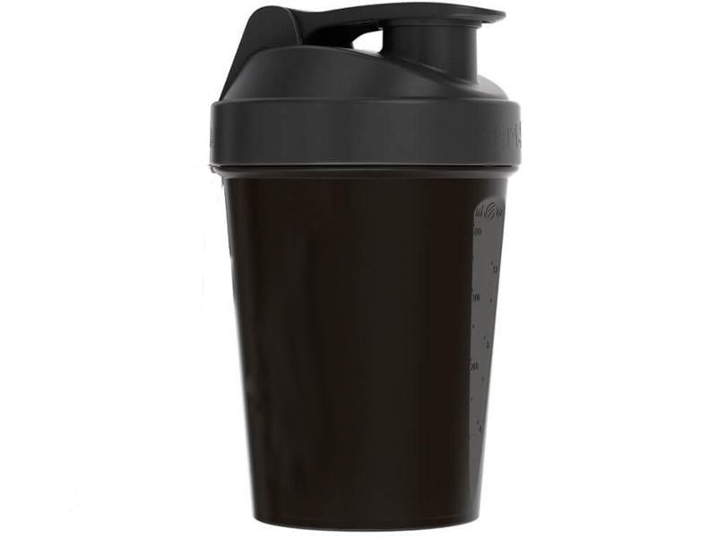 Blender bottle shaker prostak 500 ml šejkr čern